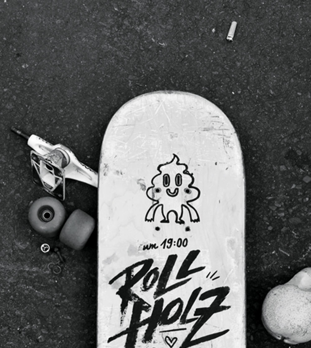 Roll Holz